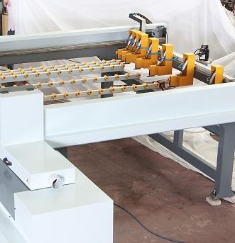 自动送料机械手(平台)适用于普通往复锯改造